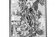 KA-233 9x13cm (srebrne obrazy - dewocjonalia)